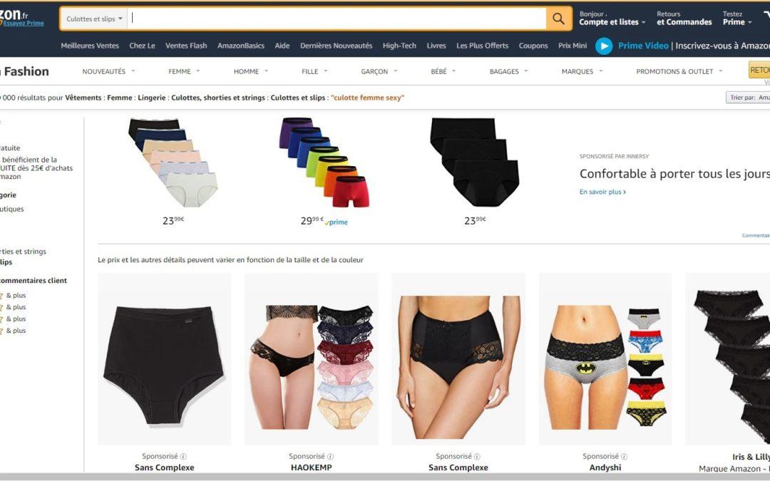Amazon – TOP meilleur vendeur